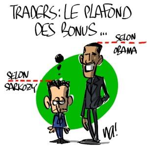 Nactualités : traders, le plafond des bonus selon…