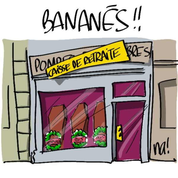 Nactualités : bananés !