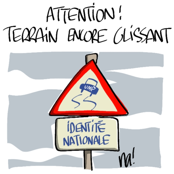Nactualités : attention, terrain encore glissant !