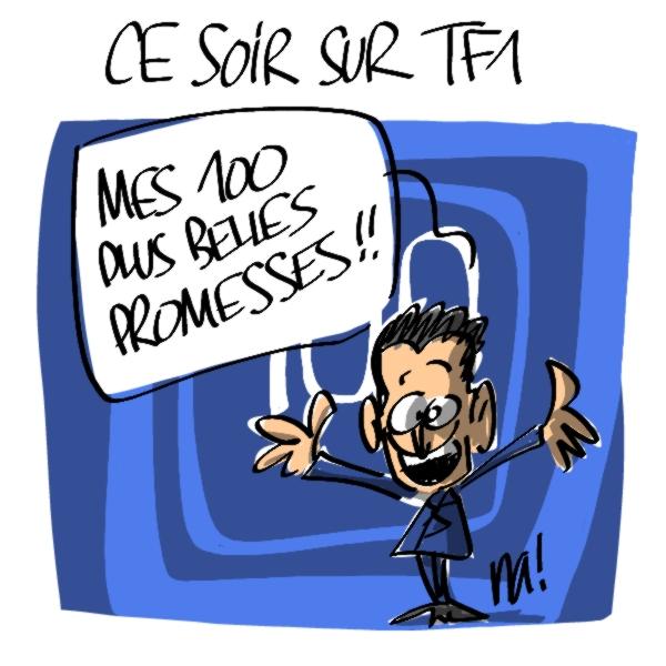 Nactualités : ce soir sur TF1