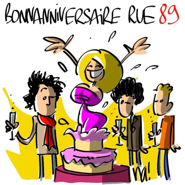 Nactualités : bon anniversaire rue89