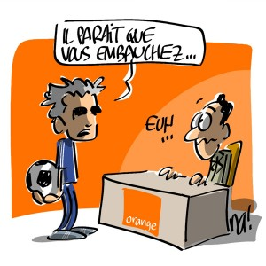 Nactualités : Orange recrute