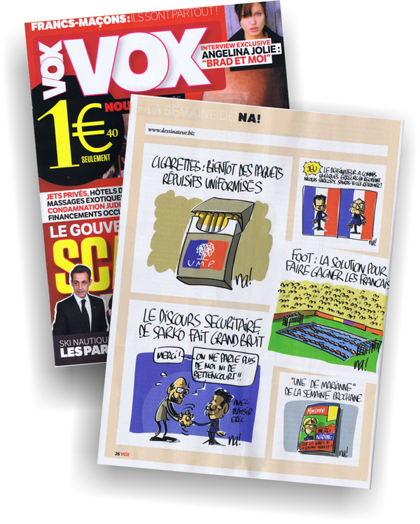 na! dans «Vox» n°5