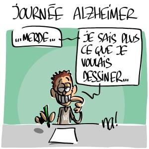 Nactualités : journée Alzheimer