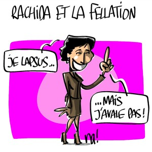 Nactualités : Rachida Dati et la fellation