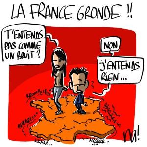Nactualités : la France gronde !!