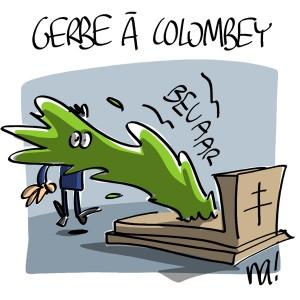 Nactualités : Commémoration des 40 ans de la mort du général de Gaulle, gerbe à Colombey