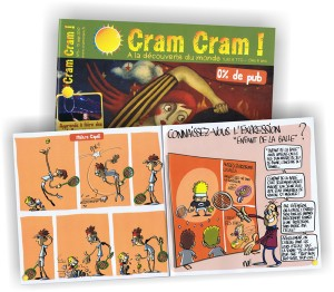 na! dans «Cram Cram»