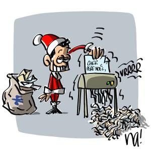 Nactualités : cher Père Noël…