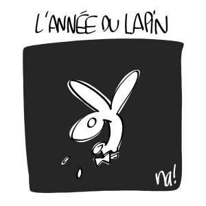 Nactualités : c'est l'année du Lapin