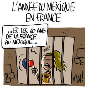 Nactualités : l'année du Mexique en France