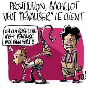 Nactualités : Prostitution, Roselyne Bachelot veut «pénaliser» le client