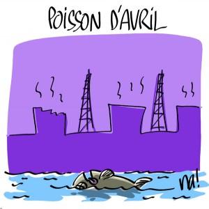 Nactualités : poisson d'avril