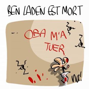 Nactualités : Ben Laden est mort