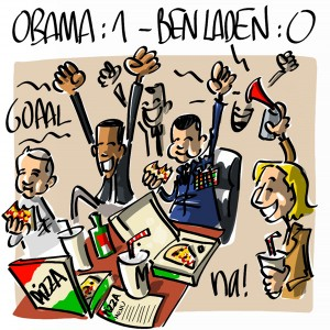 Nactualités : Obama 1 – Ben Laden 0 (la photo secrète)