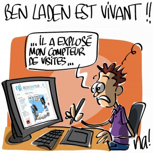 Nactualités : Ben Laden est vivant !