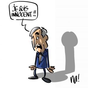 Nactualités : DSK se dit innocent
