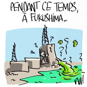 Nactualités : pendant ce temps, à Fukushima…