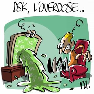 Nactualités : DSK, l'overdose…