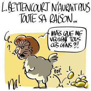 Nactualités : Liliane Bettencourt n'aurait plus toute sa raison…