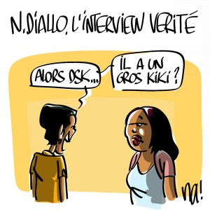 Nactualités : Nafissatou Diallo, l'interview exclusive