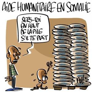 Nactualités : aide humanitaire en Somalie