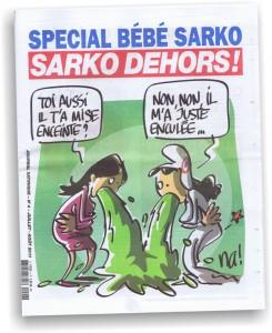 Na! dans «sarko dehors !» spécial bébé sarko