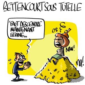 Nactualités : Liliane Bettencourt sous tutelle
