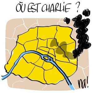 Nactualités : incendie criminel à la rédaction de Charlie Hebdo