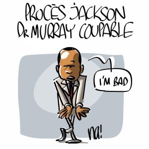 Nactualités : procès Jackson, le docteur Murray coupable !