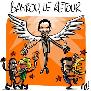 Nactualités : Bayrou, le retour
