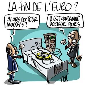 Nactualités : la fin de l'Euro ?
