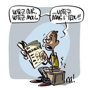 Nactualités : Nicolas Sarkozy tente de re-séduire la France