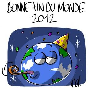 Nactualités : bonne fin du monde 2012 !