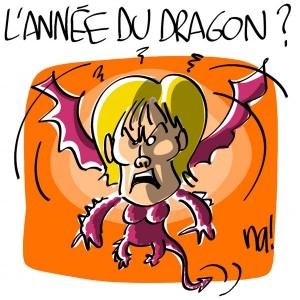Nactualités : l'année du dragon ?
