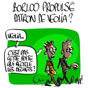 Nactualités : Jean-Louis Borloo propulsé patron de Veolia ?