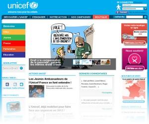 na! et le manifeste de l'Unicef pour l'enfance