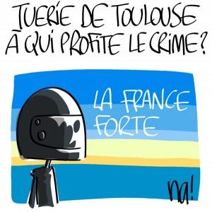 Nactualités : tuerie de Toulouse, à qui profite le crime ?
