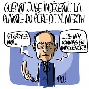 Nactualités : Claude Guéant juge indécente la plainte probable du père de Mohamed Merah