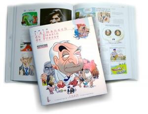l'Almanach 2012 du dessin de presse