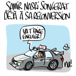 Nactualités : Samir Nasri songerait déjà à sa reconversion