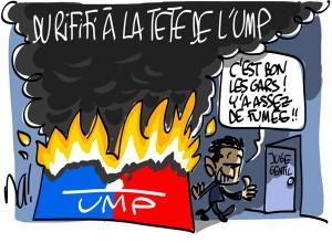 Nactualités : du rififi à la tête de l'UMP