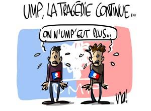 Nactualités : UMP, la tragédie continue…