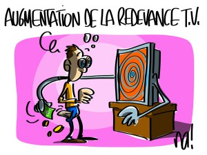 Nactualités : augmentation de la redevance TV