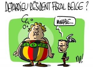 Nactualités : Depardieu résident fiscal belge ?