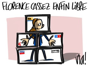 Nactualités : Florence Cassez enfin libre
