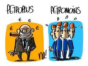 Nactualités : plan social chez Petroplus