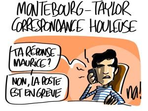 Nactualités : Montebourg – Taylor (Titan), correspondance houleuse