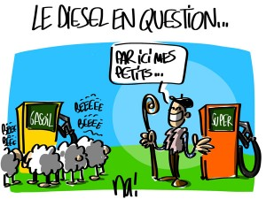 Nactualités : le diesel en question