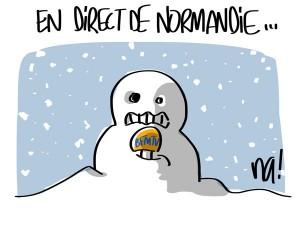Nactualités : neige, neige, neige…